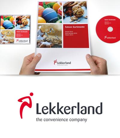 Print Design, Kölner Werbeagentur Atelier Steinbüchel & Partner, Lekkerland