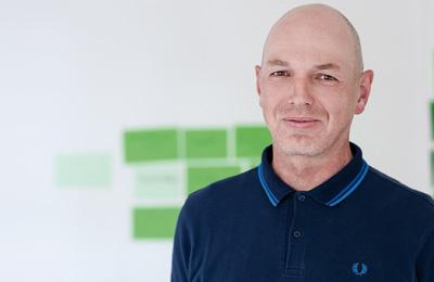 Bruno Arenz - Atelier Steinbüchel und Partner, Werbeagentur Köln