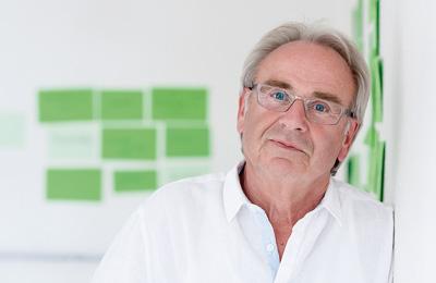 Heinz Steinbüchel - Atelier Steinbüchel und Partner, Werbeagentur Köln