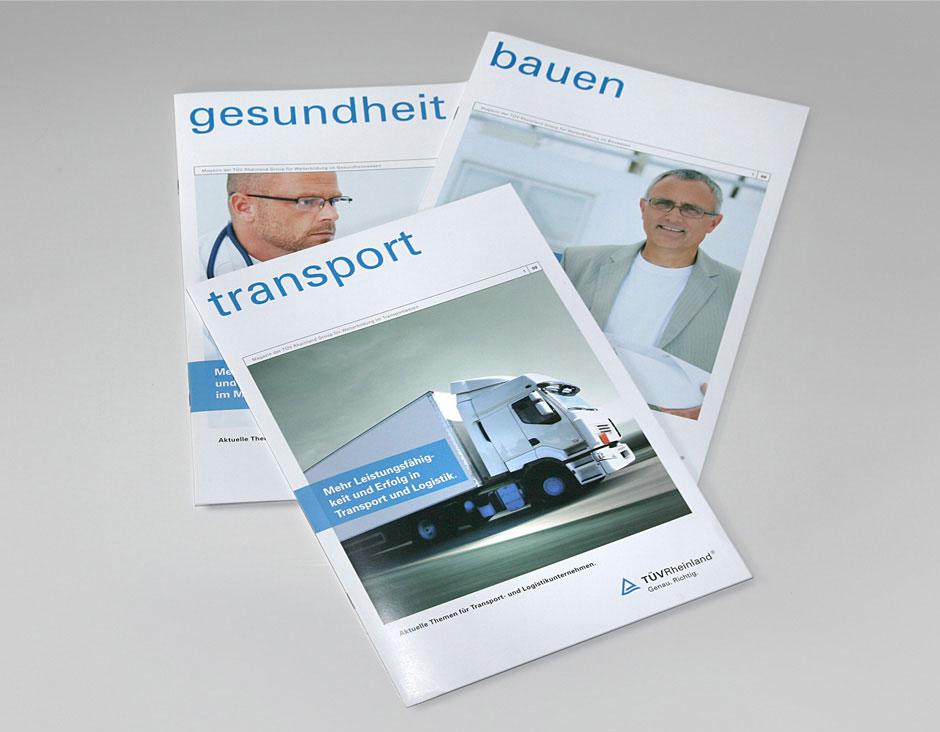 Kundenmagazin, Verkaufsförderung, Atelier Steinbüchel, Werbeagentur Köln