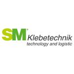 Logodesign Köln für den innovativen Hotmelt-Anlagenbauer SM-Klebetechnik.