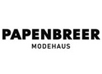 Logo des Modehaus Papenbreer, modemarketing
