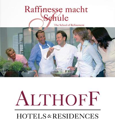 Atelier Steinbüchel & Partner, Werbeagentur Köln | Althoff Hotels