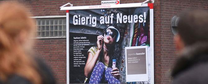 18-1 Award Plakatwerbung, Atelier Steinbüchel & Partner, Werbeagentur Köln