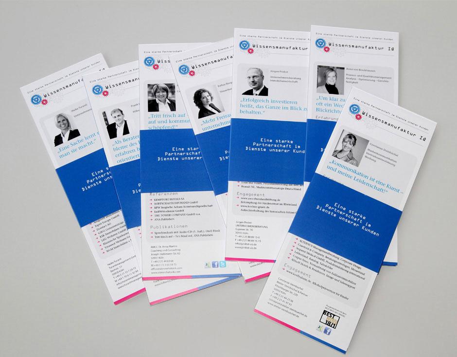 Spezialisten, Atelier Steinbüchel & Partner, Werbeagentur Köln