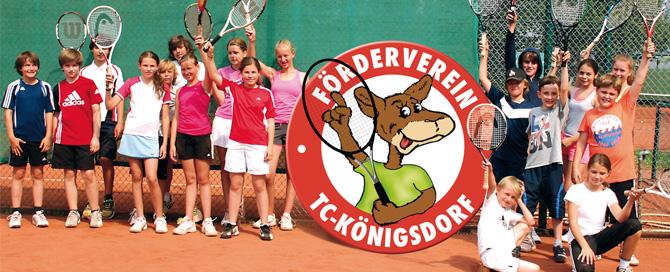Marketingkonzept, Tennisclub Königsdorf, Atelier Steinbüchel & Partner, Werbeagentur Köln