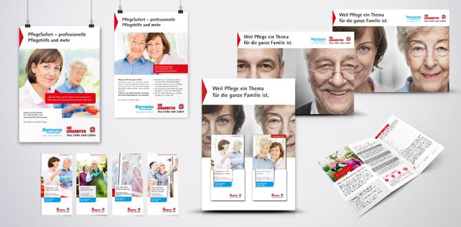 Versicherungsmarketing - Atelier Steinbüchel & Partner, Werbeagentur Köln