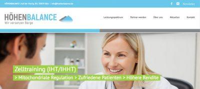 Atelier Steinbuechel Hoehenbalance