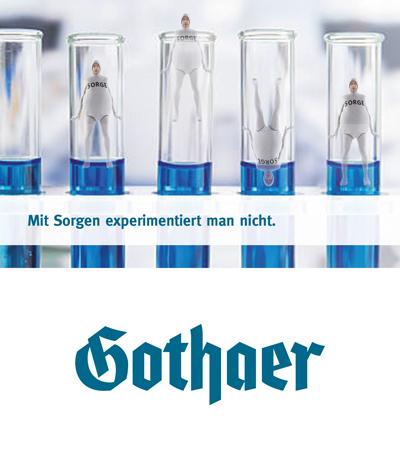 Atelier Steinbüchel & Partner, Werbeagentur Köln | GOTHAER