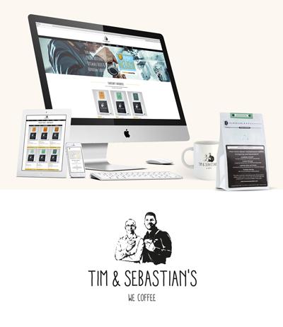 Entwicklung, Kreation und Realisation Online-Shop