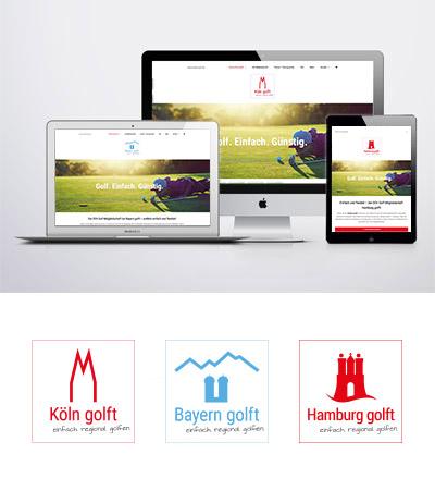 Atelier Steinbüchel & Partner, Werbeagentur Köln | Deutschland golft