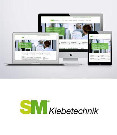 Atelier Steinbüchel & Partner, Werbeagentur Köln | SM-Klebetechnik
