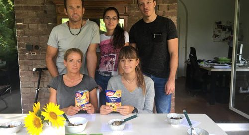 Studentenfutter-Tasting-Marktforschung