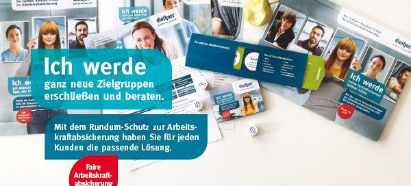 VKF-Material Versicherungsmarketing Gothaer