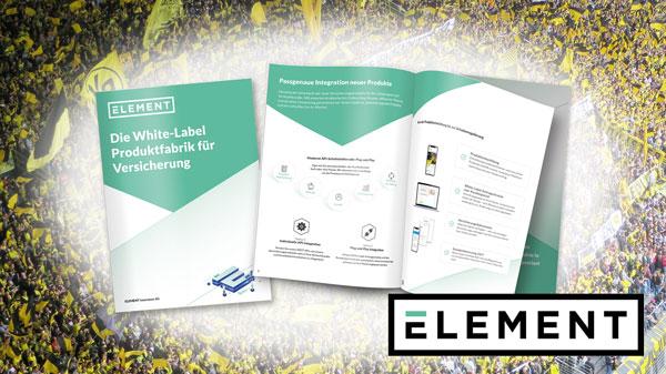 ELEMENT-BVB Fans Versicherung