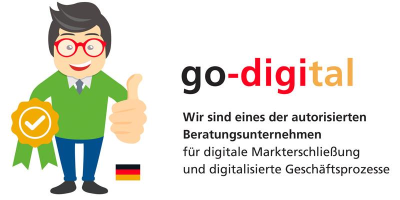 go-digital Beratungsunternehmen